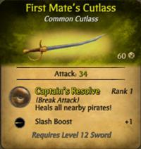200px-First Mate Cutlass