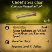 Cadet'sSeaChart