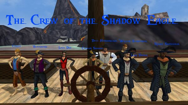 Shadow Eagle Crew