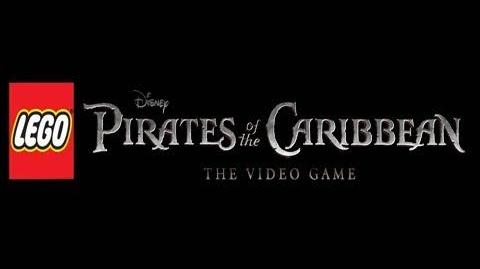 Lego Pirates of the Caribbean Dead Man's Chest Trailer