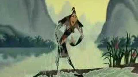 Mulan-A girl worth fighting for