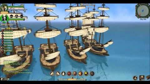 POTCO 9-11 Memorial Sail