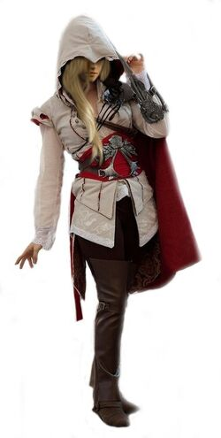 Assassins creed girl by tailep-d58d2wo