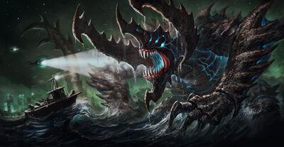 Kaiju final by vegasmike-d6fqj3h