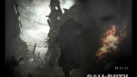 Call Of Duty World At War Music Russian March & Russian March (Remixed)