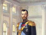 Tsar Vladimir Vasilyevich Romanov I