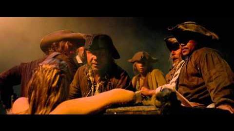 Pirates of the Caribbean On Stranger Tides Mermaid Scene