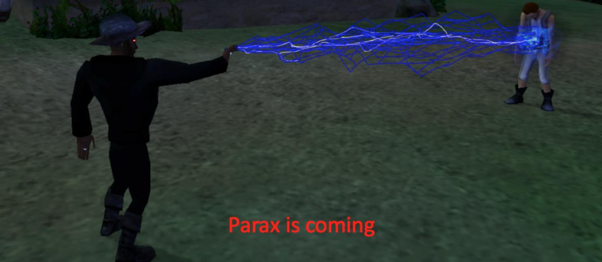 Paraxcoming
