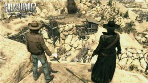 Call of Juarez Bound in Blood - Field Theme