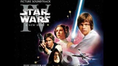 Star Wars Episode IV Soundtrack - Cantina Band
