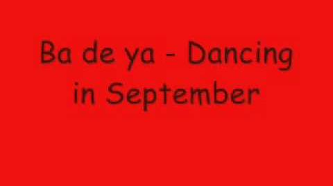 Earth, Wind & Fire - September With Lyrics
