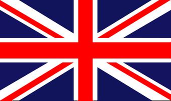 Flag great britain flag