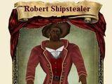 Shah Robert Shipstealer V of Persia