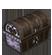 Treasure button chest