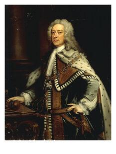 George II 1740