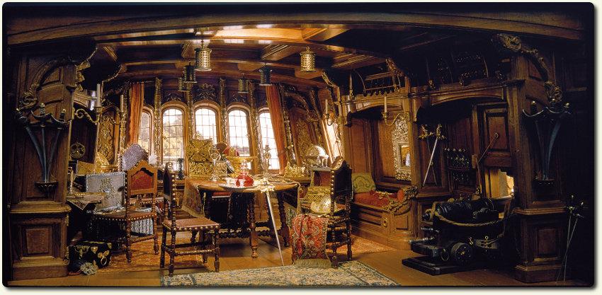 Man Caves Pirate Episode : Image  dollhouse kupjack pirates ship