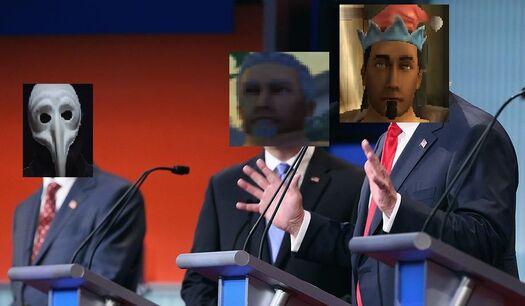 Pirate King Debates
