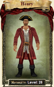 HenryPlayercard