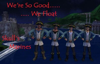 We float