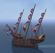 Navy War Galleon 1