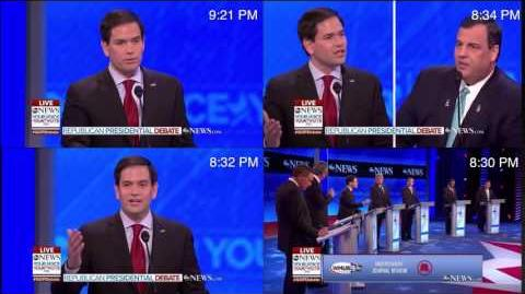 All Four Rubios at Once