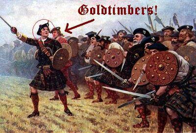Goldtimers in Battle