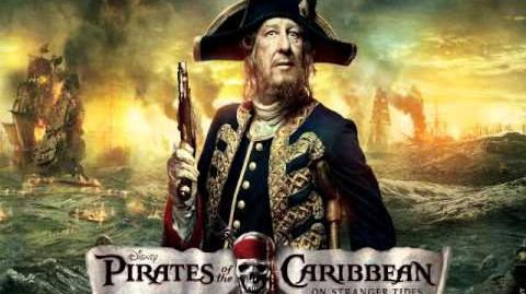 Pirates Of The Caribbean 4 Soundtrack - 10