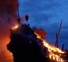 Burningship II