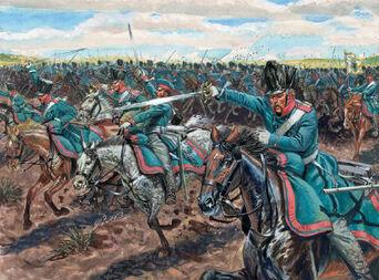 L 6081 Prussian Light cavalry