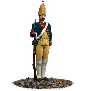 Prussia grenadiers info infm