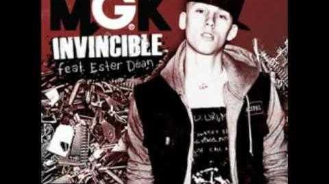(MGK )Machine Gun Kelly - Invincible (Official) ft. Ester Dean-0