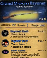 Grand Moon Bayonet