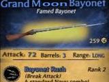 Grand Moon Bayonet
