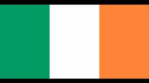 National Anthem of the Republic of Ireland (A Soldier's Song) (in English)