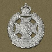 Rifle Brigade Badge