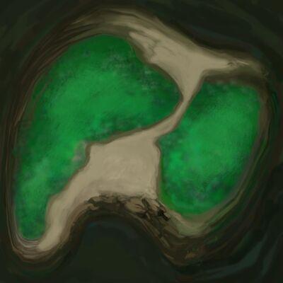 Pir t are isl driftwood ground