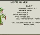 Mystic Key Vine