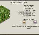 Pallet of Cash
