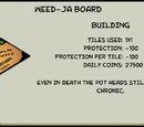 Weed-Ja Board