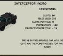 Interceptor Hydro