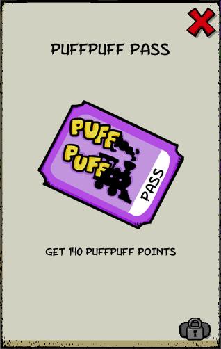 Puffpuff pass