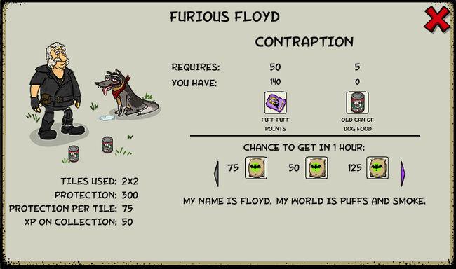 Furious floyd