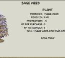 Sage Weed