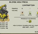 Blonde Hash Press