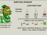 Barfing Dragon