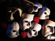 My Collection of Phantom mask by stephantom53