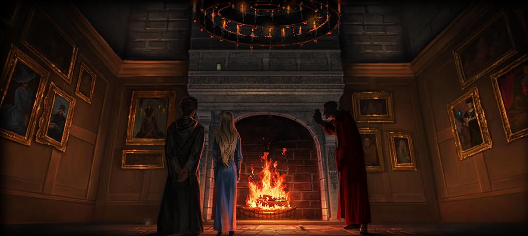 Four Triwizard Champions Pottermore Wiki Fandom