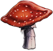 Leaping-toadstool