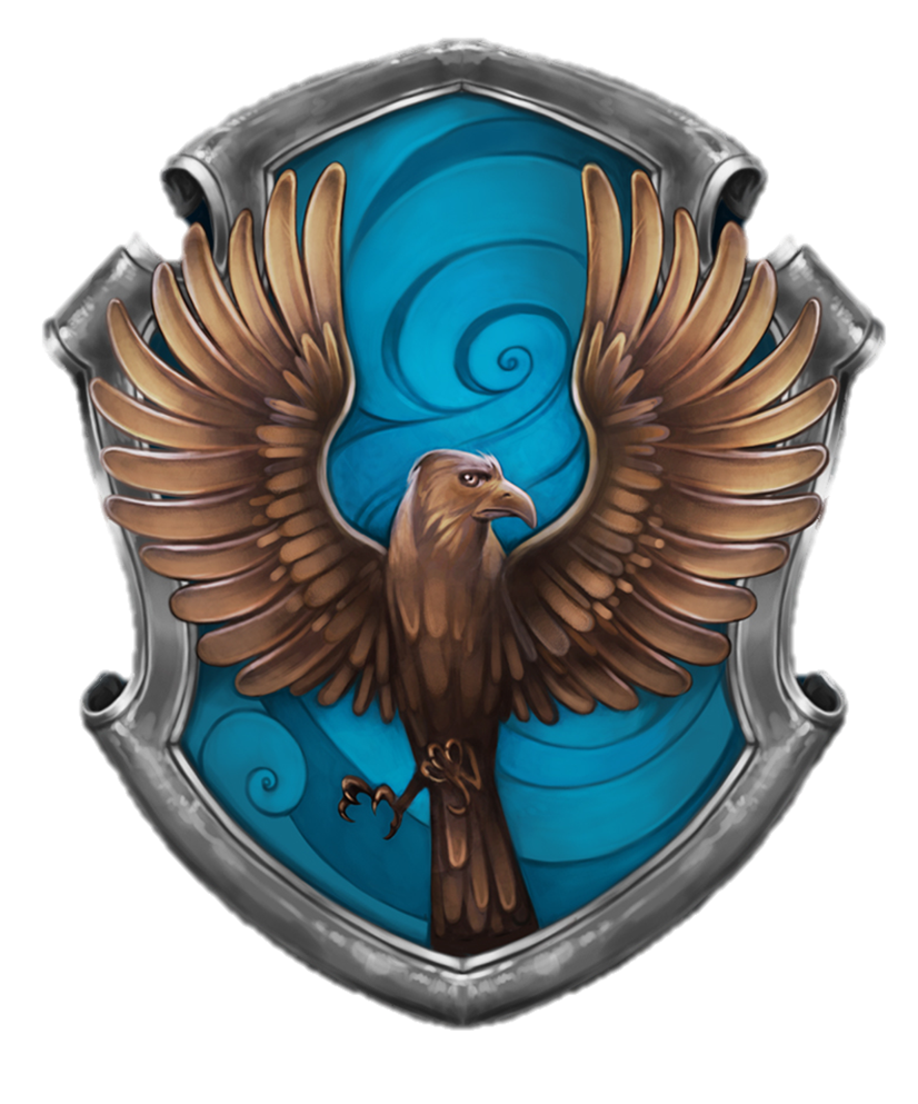Image result for ravenclaw badge
