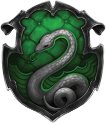 Image result for slytherin crest